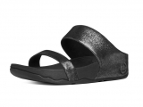 Fitflop Mujer Lulu Shimmersuede Black