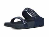 Fitflop Mujer Novy Suede Supernavy